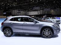 Mercedes-Benz GLA-Class Geneva 2014