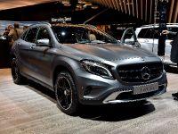 Mercedes-Benz GLA Class Paris 2014