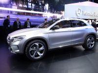 Mercedes-Benz GLA Concept Shanghai 2013
