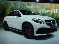 thumbs Mercedes-Benz GLE 63 Coupe Detroit 2015