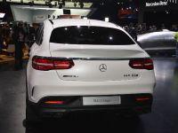 Mercedes-Benz GLE 63 Coupe Detroit 2015