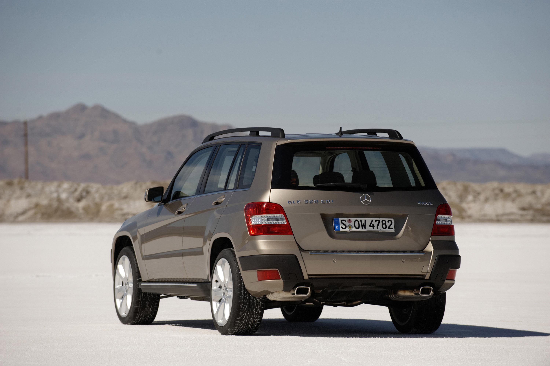 Компактная модель с натуральной характер: новый Mercedes-Benz GLK-класса - фотография №3