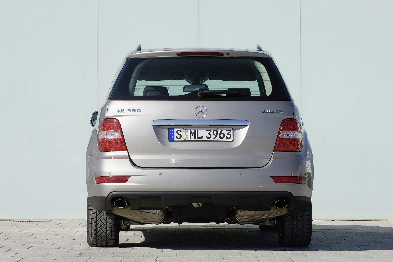 Mercedes Benz ML-350 BlueTEC [фото] - фотография №3