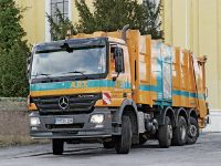 Mercedes-Benz Municipal Vehicles