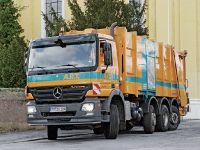 Mercedes-Benz Municipal Vehicles