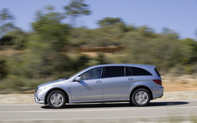 BlueTEC моделей и новый GL-класс проложить путь для успешного будущего: Mercedes-Benz 2009 года внедорожник кампании - фотография №2