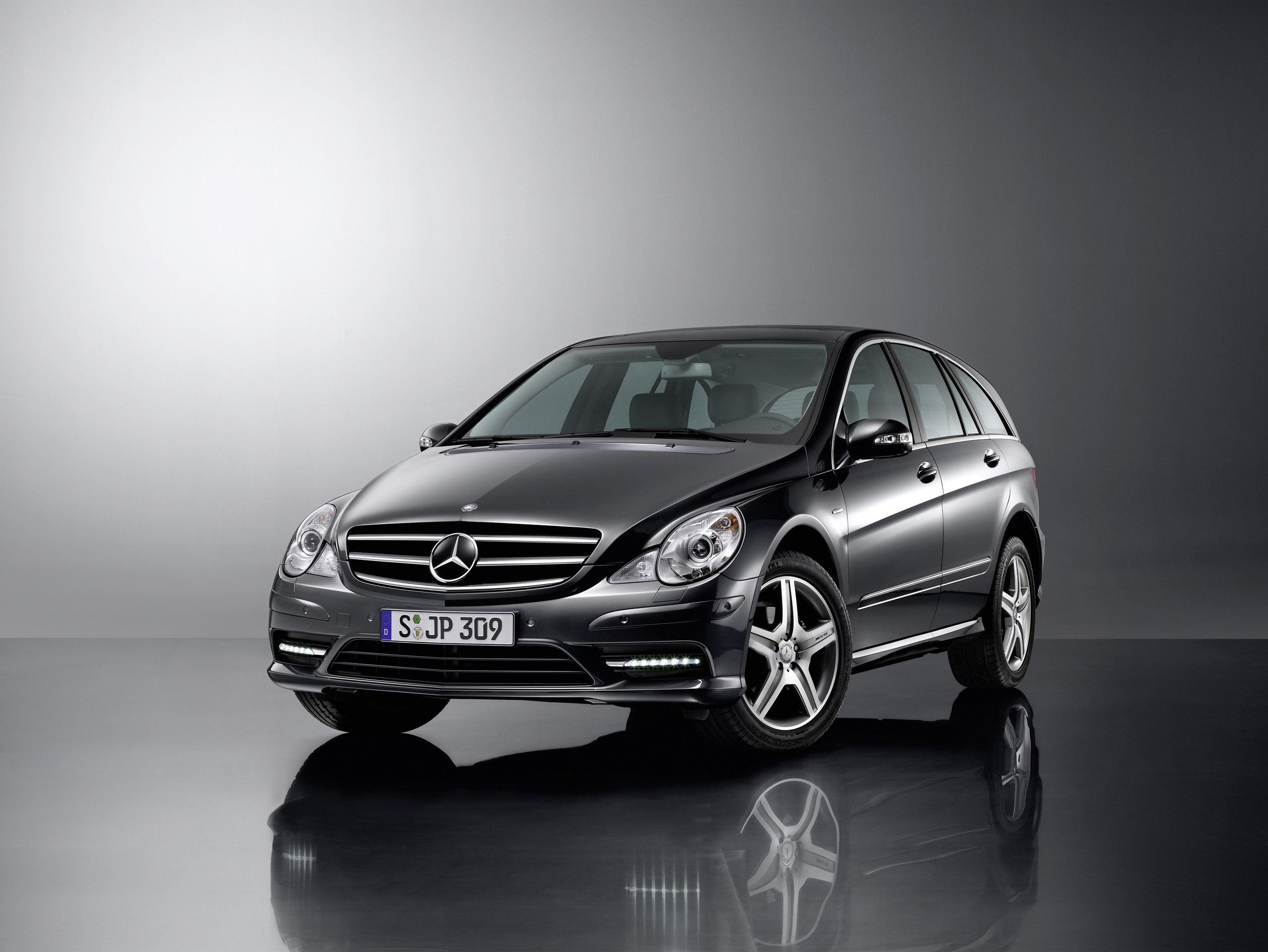 Mercedes Benz R-350 Grand Edition [эксклюзивные фотографии] - фотография №1