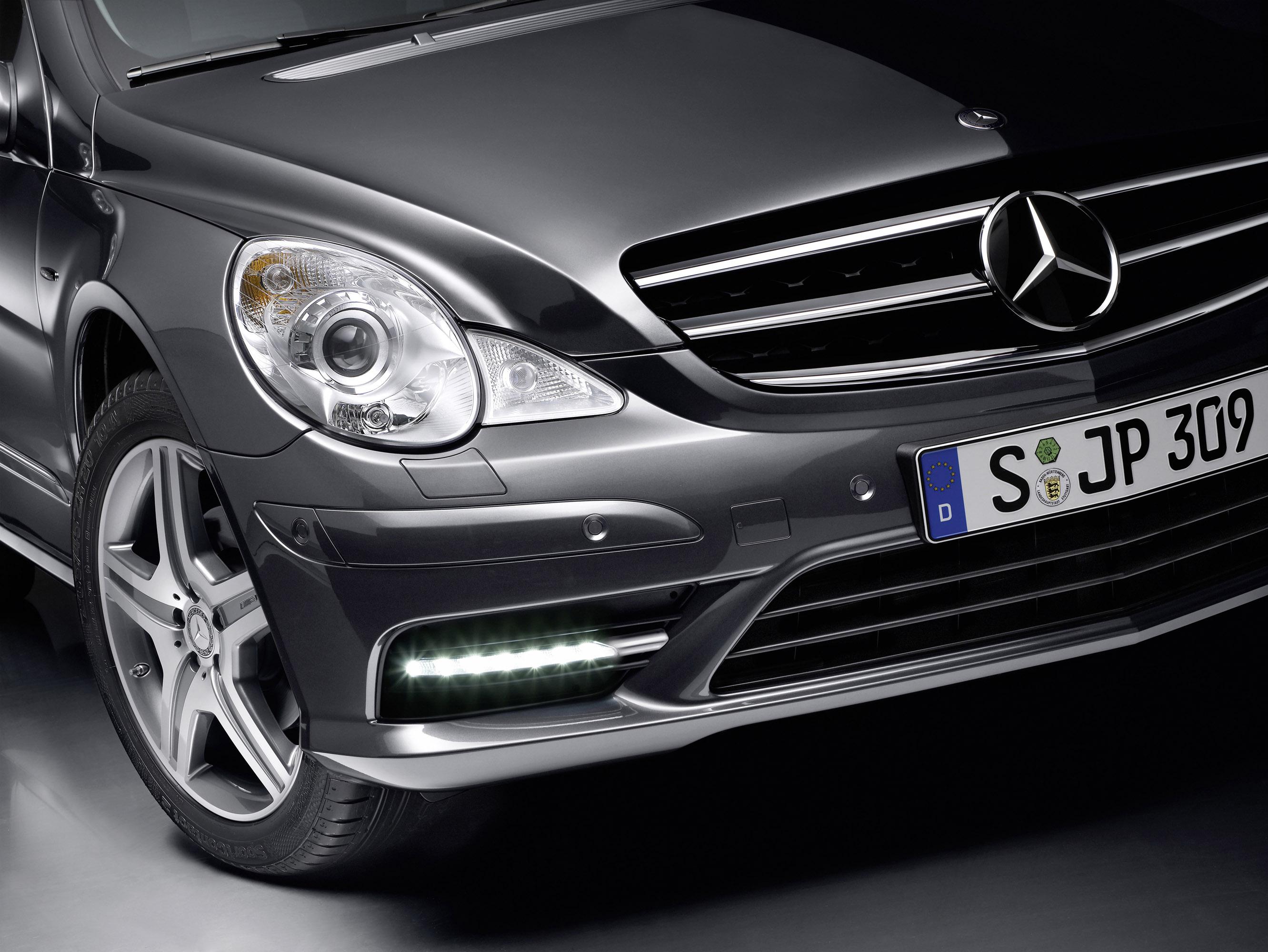 Mercedes Benz R-350 Grand Edition [эксклюзивные фотографии] - фотография №3
