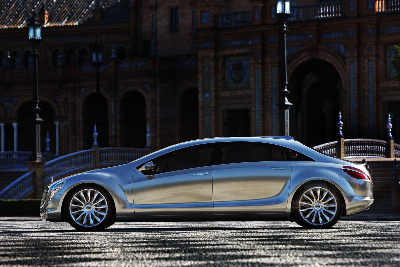 """Mercedes-Benz """"Дорога в будущее"""" - фотография №6"""
