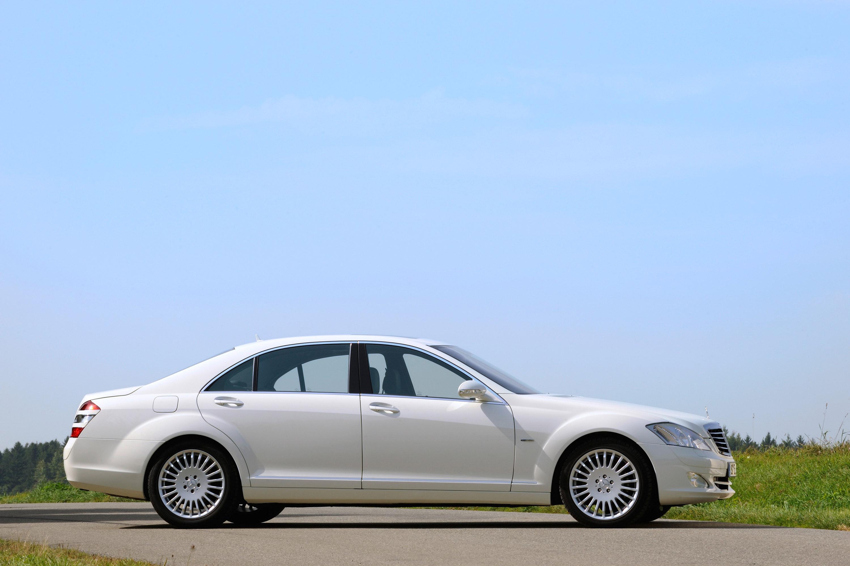 Mercedes-Benz S 320 CDI BlueEFFICIENCY: самые экономные S-класса, когда-либо - фотография №6