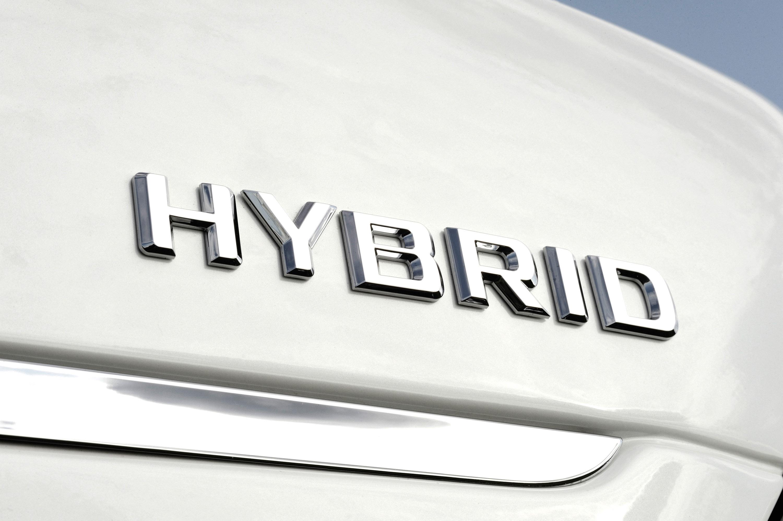 Mercedes-Benz S 400 BlueHYBRID - фотография №1