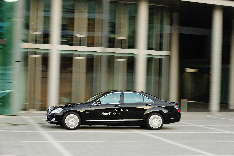 Mercedes-Benz S 400 BlueHYBRID - фотография №4