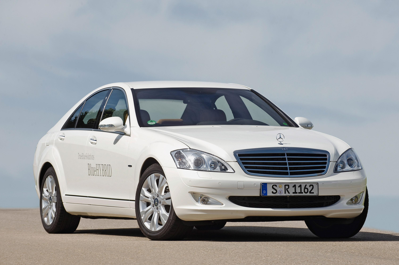 Mercedes-Benz S 400 BlueHYBRID - фотография №9