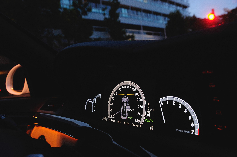 Mercedes-Benz S 400 BlueHYBRID - фотография №12