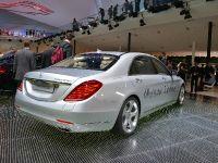 Mercedes-Benz S 500 Plug-In Hybrid Frankfurt 2013