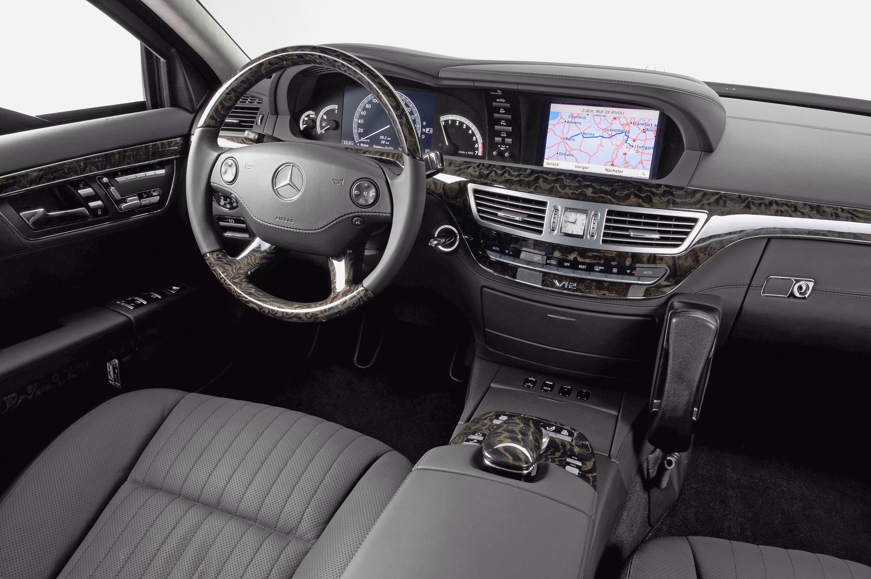 Новый Mercedes-Benz S 600 Pullman Guard - фотография №1