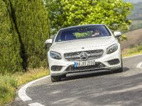 Mercedes-Benz S-Class Coupe Curve Control System