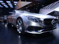 Mercedes-Benz S-Class Coupe Detroit 2014