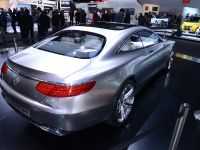 Mercedes-Benz S-Class Coupe Detroit 2014
