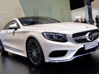 Mercedes-Benz S-Class Coupe Geneva 2014