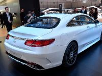 thumbs Mercedes-Benz S-Class Coupe Geneva 2014