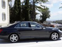 Mercedes-Benz S-Class Grand Edition W221