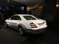 Mercedes-Benz S-Class Hybrid Frankfurt 2009