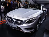 Mercedes-Benz S-Class Paris 2014
