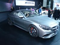 Mercedes-Benz S63 AMG 4MATIC Coupe New York 2014