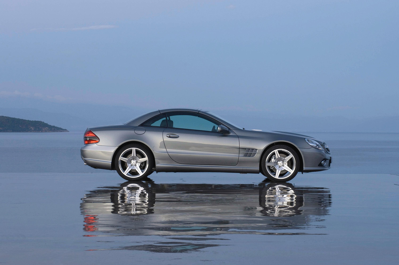Internet Auto Award 2008: Mercedes-Benz SL самых популярных в Европе родстер - фотография №4