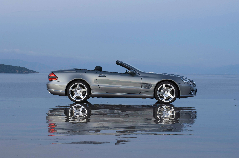 Internet Auto Award 2008: Mercedes-Benz SL самых популярных в Европе родстер - фотография №5
