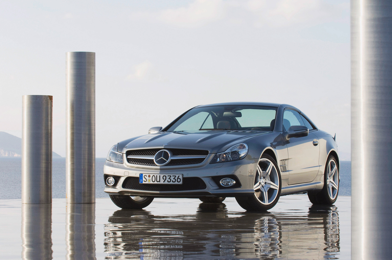 Internet Auto Award 2008: Mercedes-Benz SL самых популярных в Европе родстер - фотография №10