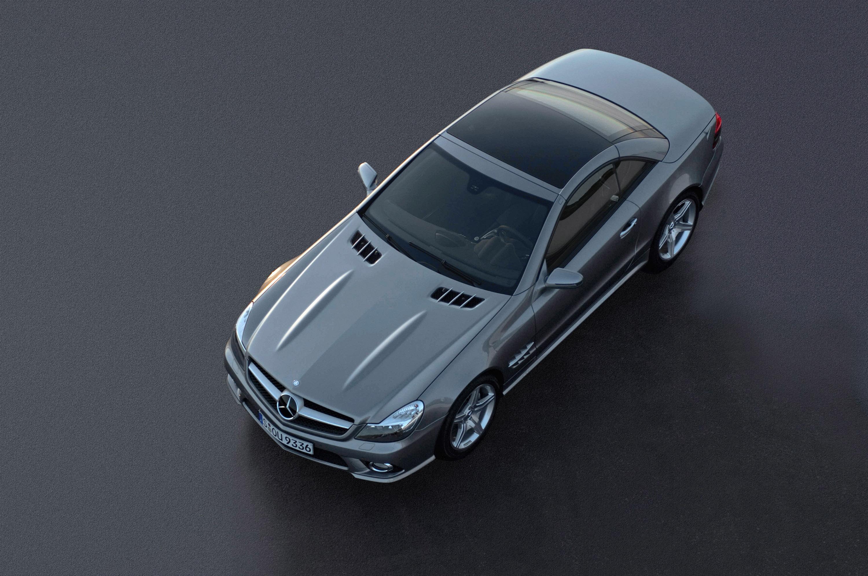 Internet Auto Award 2008: Mercedes-Benz SL самых популярных в Европе родстер - фотография №11