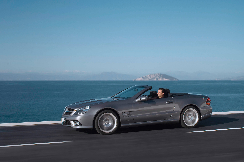 Internet Auto Award 2008: Mercedes-Benz SL самых популярных в Европе родстер - фотография №13