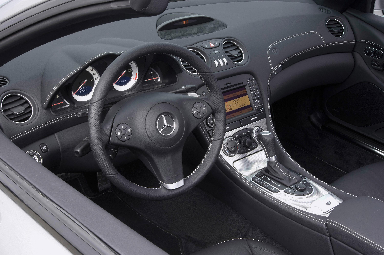 Internet Auto Award 2008: Mercedes-Benz SL самых популярных в Европе родстер - фотография №15