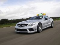 Mercedes-Benz SL 63 AMG Safety Car