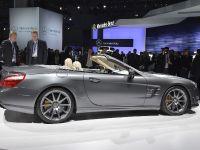Mercedes-Benz SL-Class AMG New York 2012