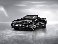 Mercedes-Benz SL Night Edition and SLK Grand Edition
