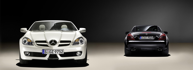 Mercedes-Benz SLK 2LOOK Edition - фотография №1