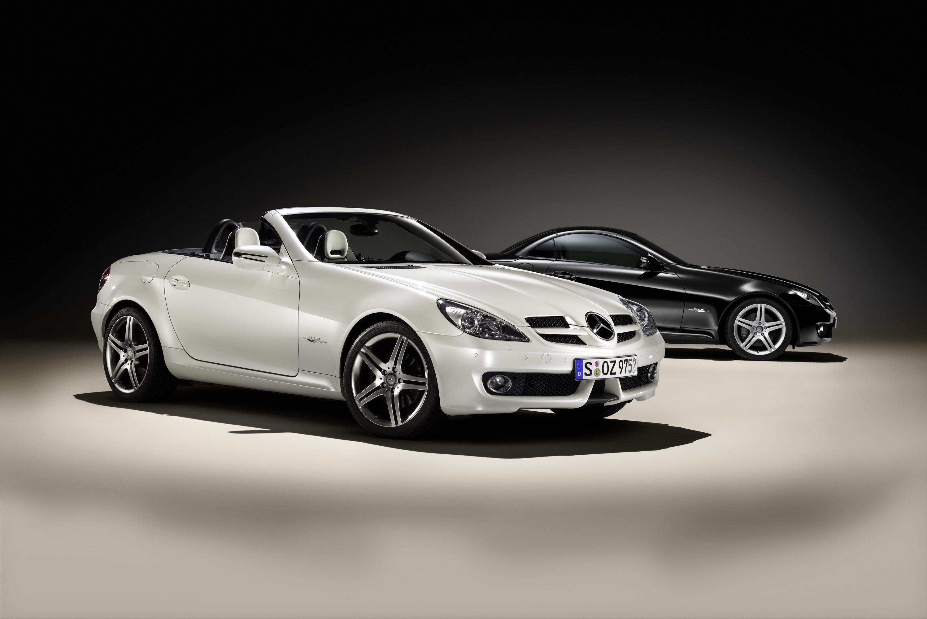 Mercedes-Benz SLK 2LOOK Edition - фотография №2
