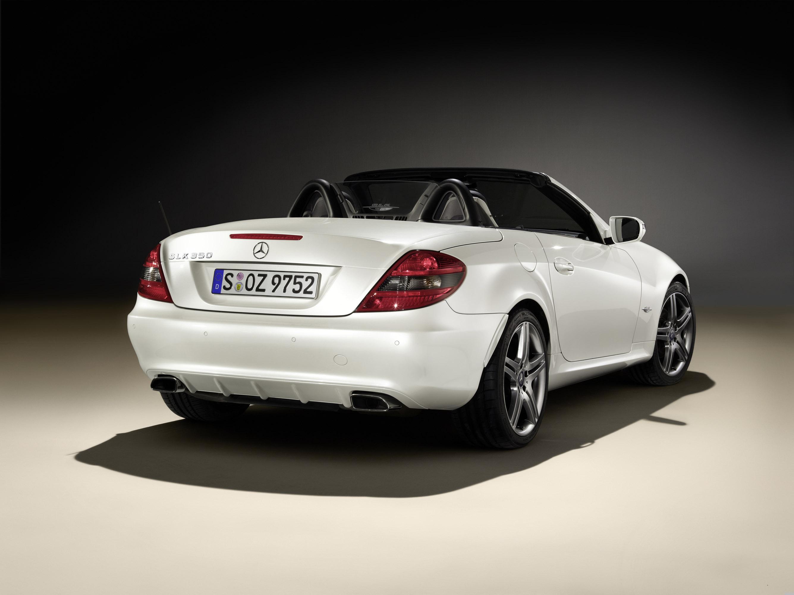 Mercedes-Benz SLK 2LOOK Edition - фотография №6