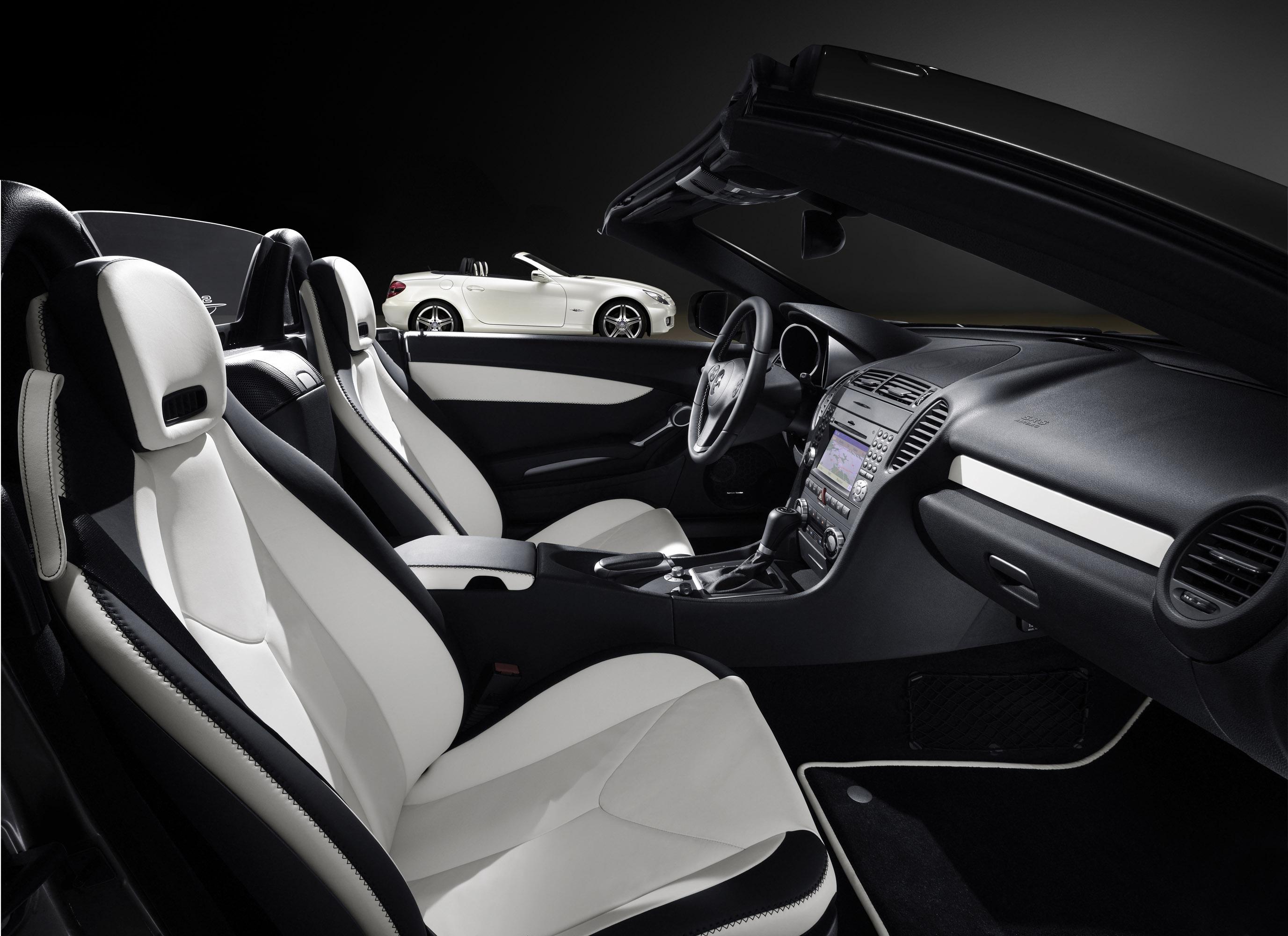 Mercedes-Benz SLK 2LOOK Edition - фотография №9