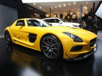 Mercedes-Benz SLS AMG Black Series Detroit 2013
