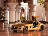 thumbs Mercedes-Benz SLS AMG Desert Gold