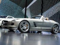 Mercedes-Benz SLS AMG Roadster Frankfurt 2011