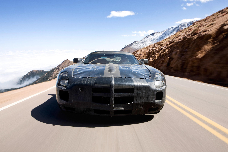 Mercedes-Benz SLS AMG: high-tech и увлечение - фотография №7