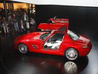 Mercedes-Benz SLS Gullwing Frankfurt 2011