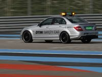 Mercedes C 63 AMG DTM Safety Car