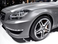 Mercedes CLS 63 AMG Los Angeles 2010