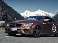 Mercedes E-Class Coupe PD850 BLACK EDITION Widebody